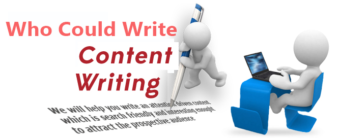 Who could write Website Content?