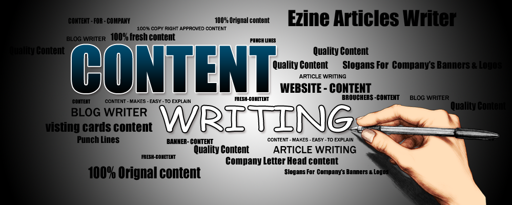 website content writing jobs